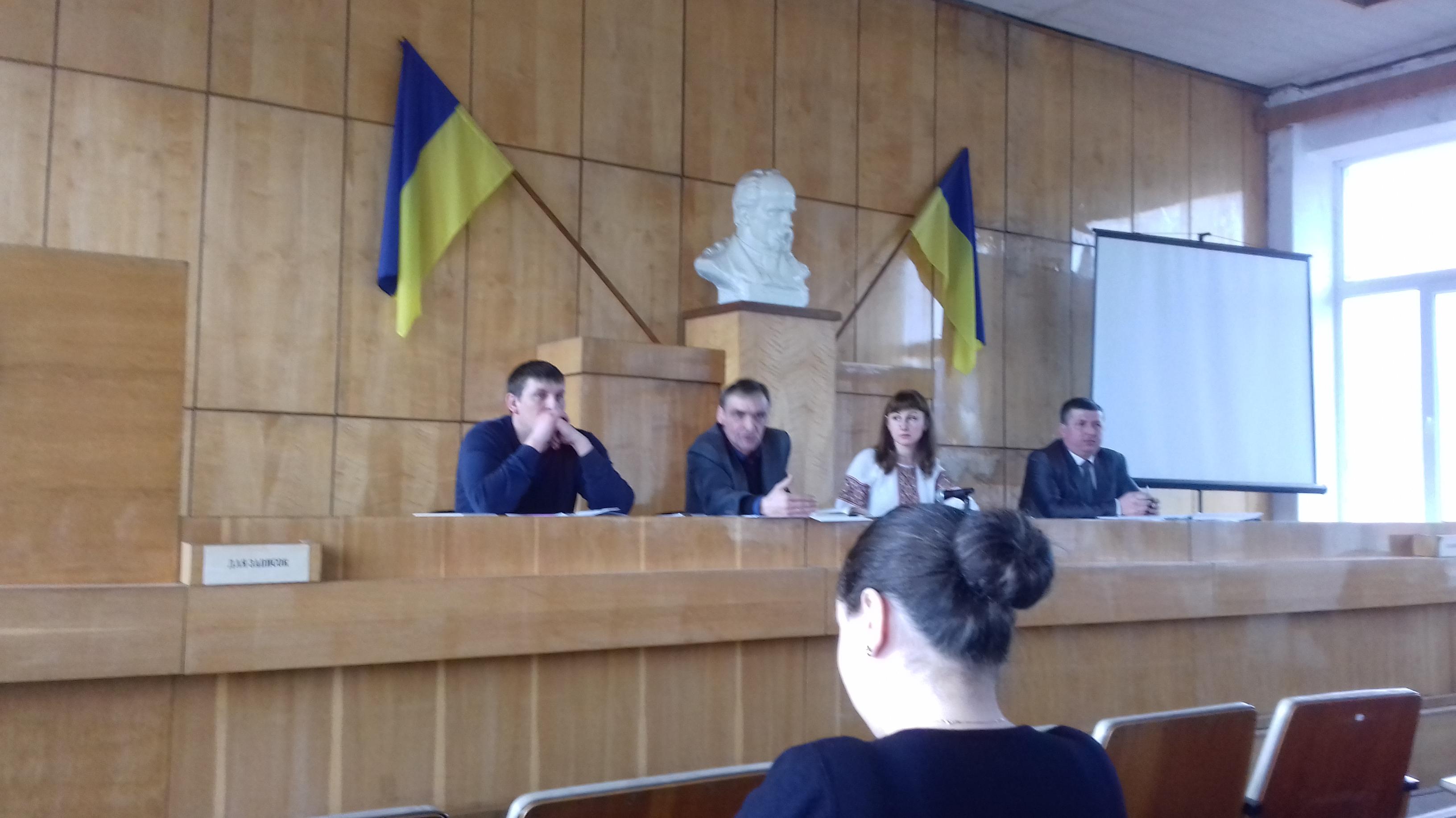 Відбулося спільне засідання Колегії відділу освіти та Ради районної профспілкової організації по виконанню та внесення змін до Колективної угоди