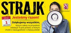 Польща: розпочався страйк вчителів