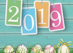 Великдень 2019: скільки буде вихідних